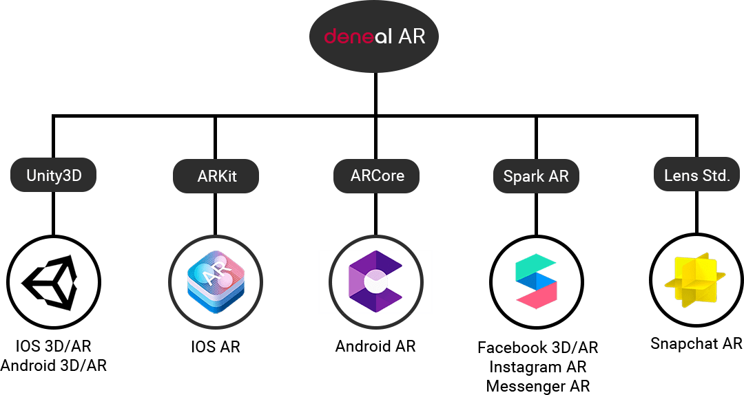 DENEAL – Augmented Reality in One Step